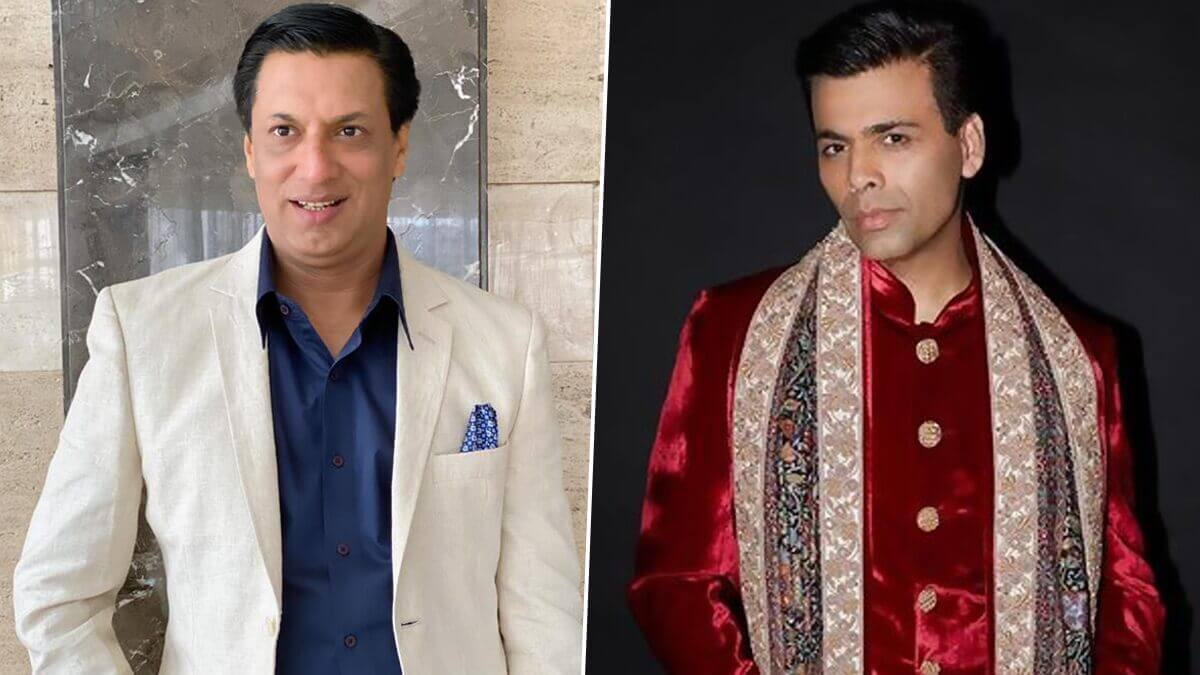 Karan Johar apologises to Madhur Bhandarkar over Bollywood Wives title row