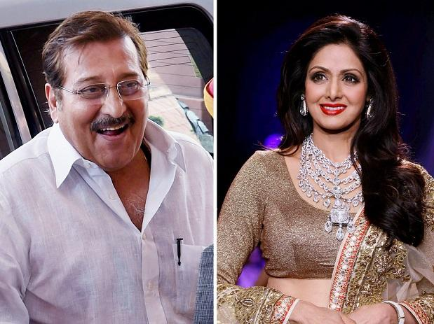 Actors Sridevi and Vinod Khanna were honoured in 65th National Film Awards