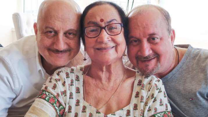 My mother shifted to isolation ward while Raju and his family under home quarantine: Anupam Kher