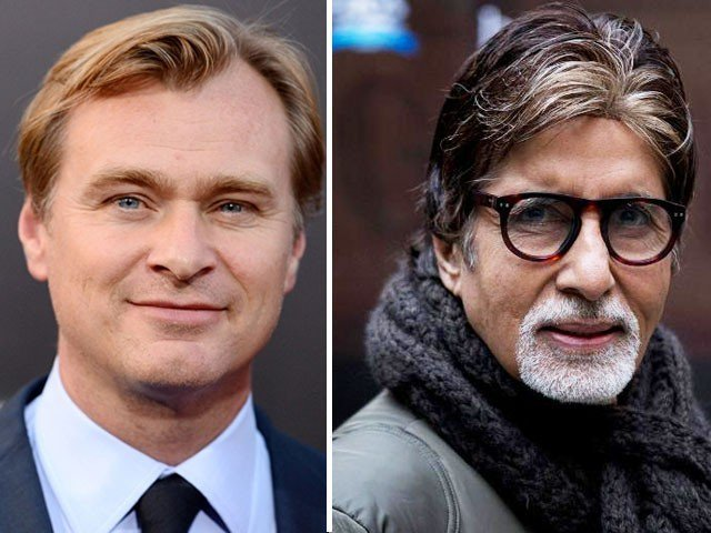 Nolan coming to India by March: Amitabh Bachchan