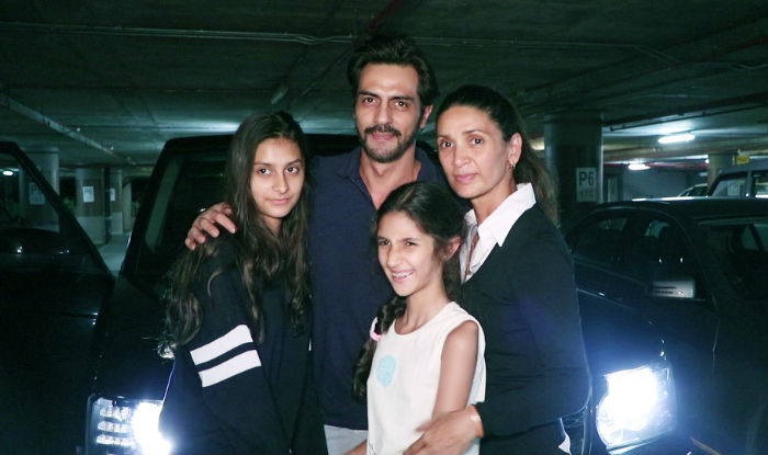 After 20 years of marriage Arjun Rampal and Mehr Jesia decided to quit