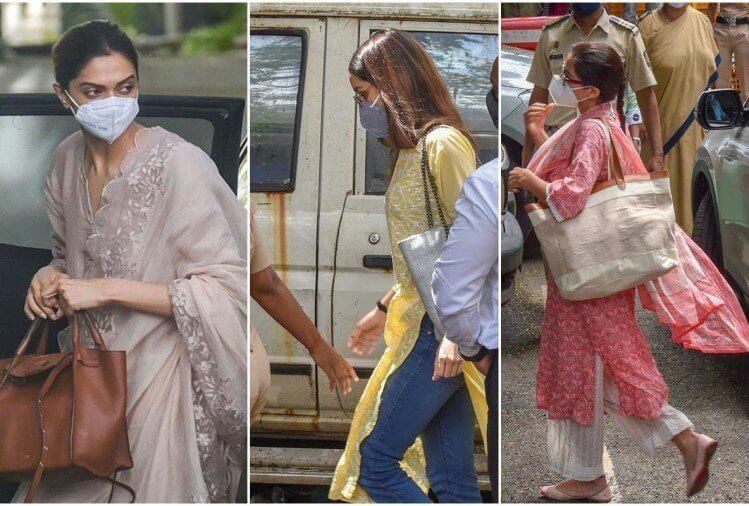 Bollywood Drugs Probe: NCB interrogates Deepika Padukone, Shraddha Kapoor, Sara Ali Khan