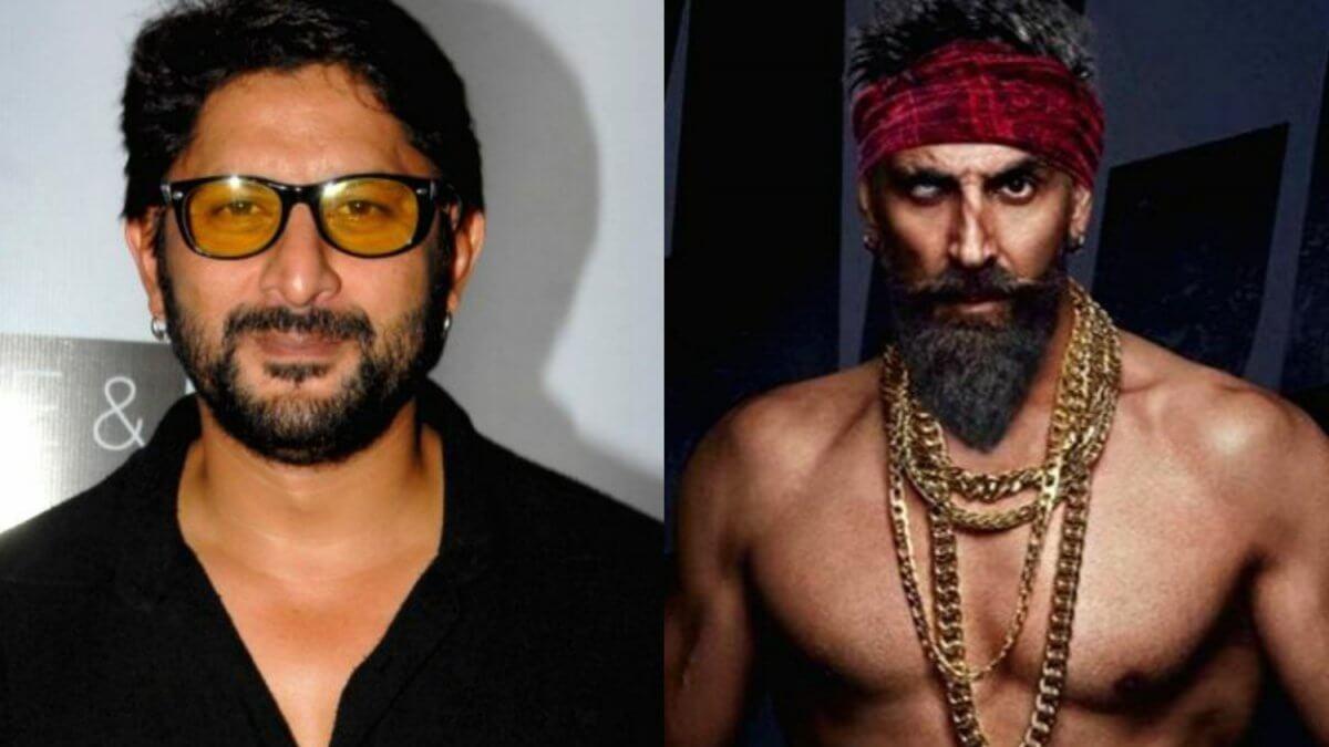 Akshay Kumar and Arshad Warsi to star in Bachchan Pandey