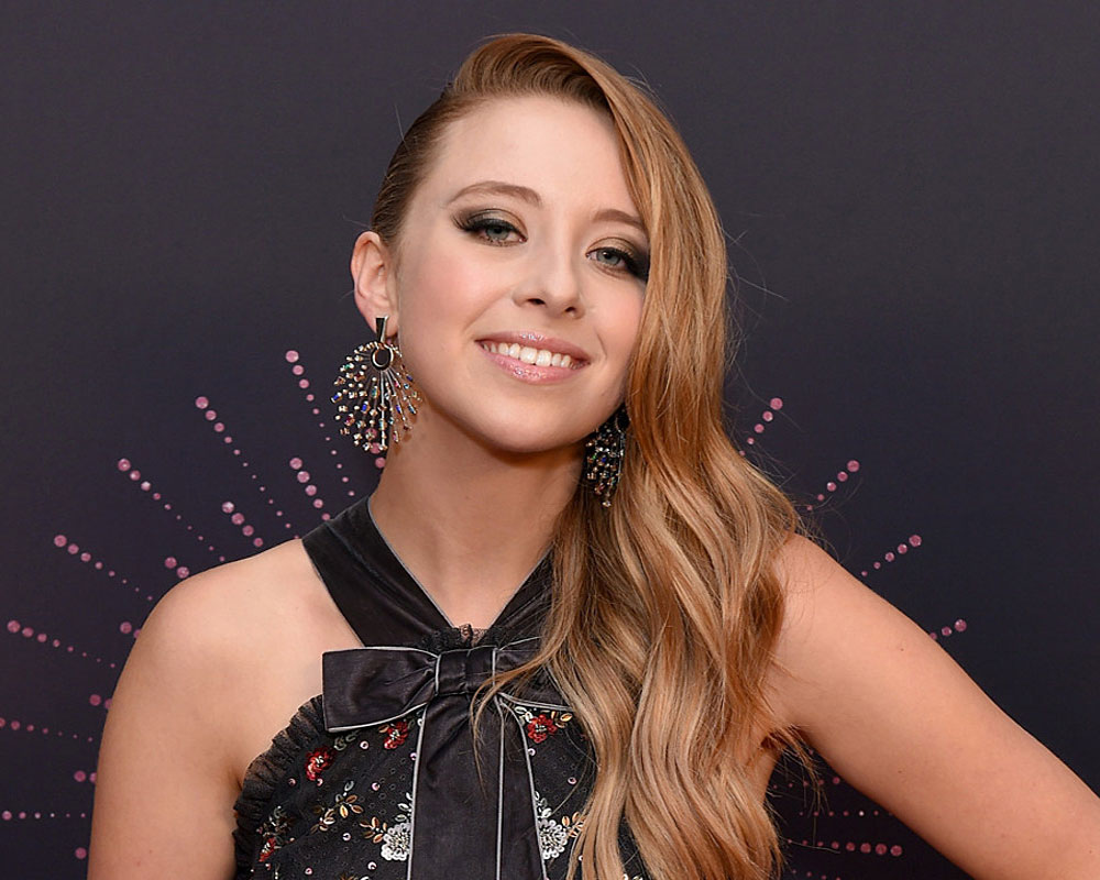 Country singer Kalie Shorr tests positive for COVID-19 virus