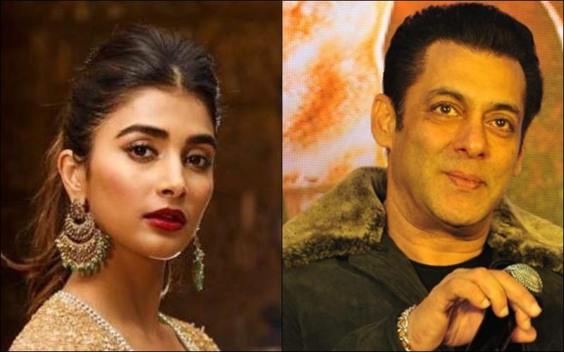 Pooja Hegde to star opposite Salman Khan in
