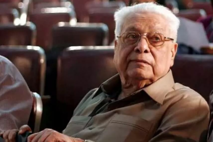 Veteran Filmmaker Basu Chatterjee passes away