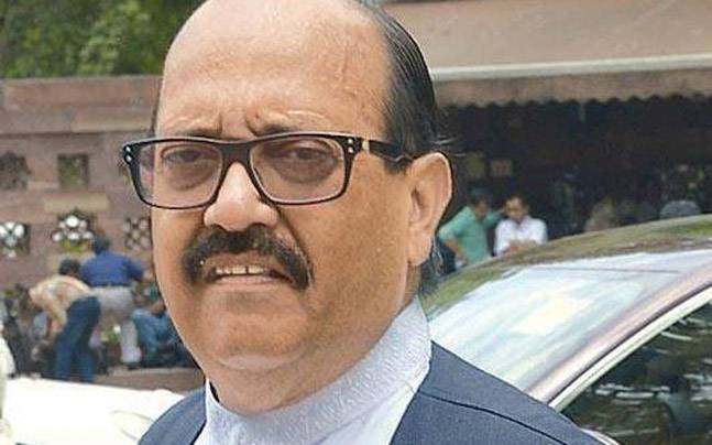 Amar Singh mourns on Sridevi