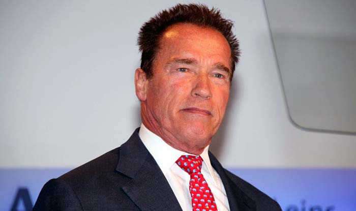 Arnold Schwarzenegger yet to sign