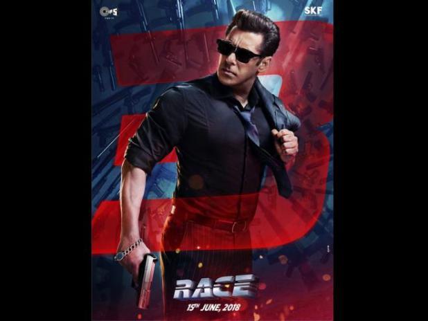 Race 3 : Salman Khan