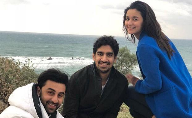 Ranbir Kapoor, Alia Bhatt begin work for Ayan Mukerji