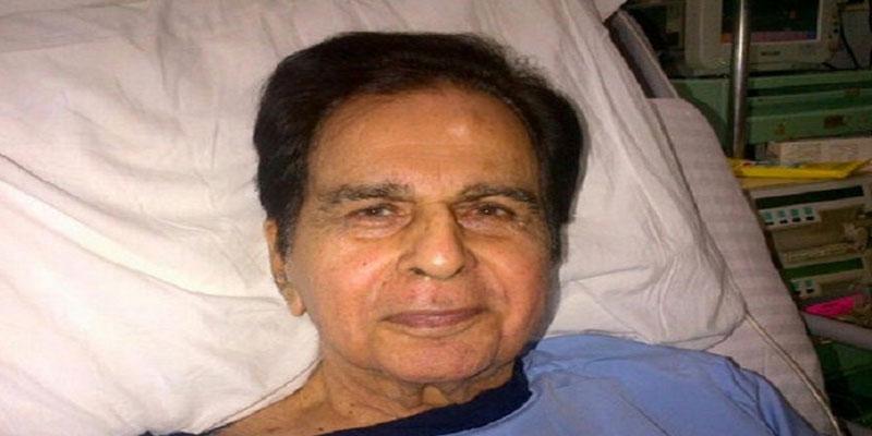 Dilip Kumar suffers renal failure in Lilawati Hospital