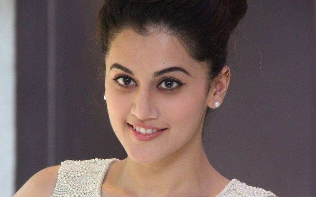 I think I am yet to reach that stage where I will work only in one or two movies a year: Tapsee Pannu