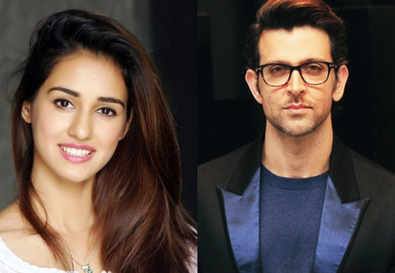 Hrithik one of the most dignified person I have met: Disha Patani