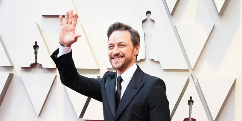 X-men star James McAvoy donates 275,000 pounds to NHS to fight against COVID-19 virus