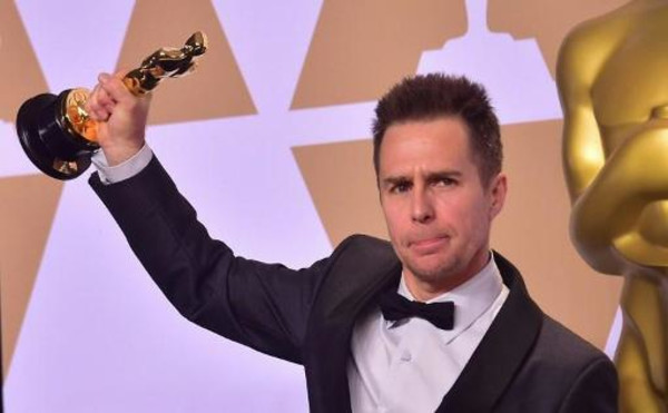 Oscars 2018:Sam Rockwell wins Best Actor in a supporting role