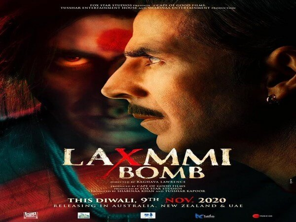 Akshay Kumar's Laxmmi Bomb set to release in select overseas theatres on Nov 9