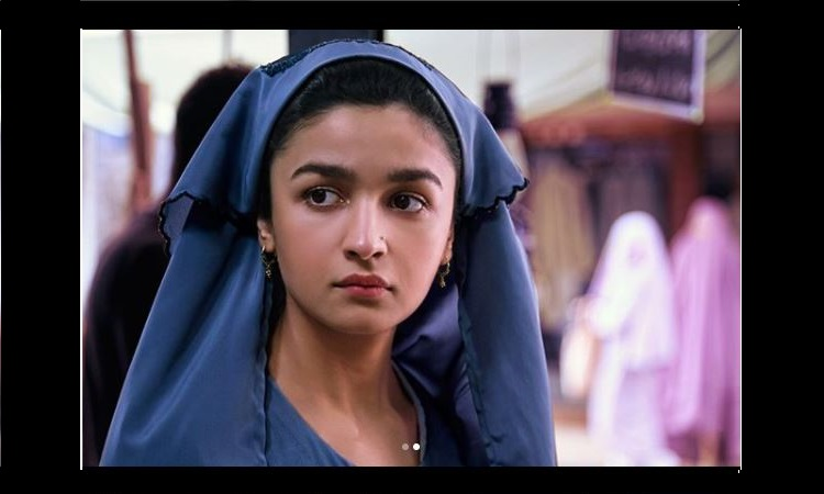 Alia Bhatt gifts her fans her look from Raazi on her 25th birthday