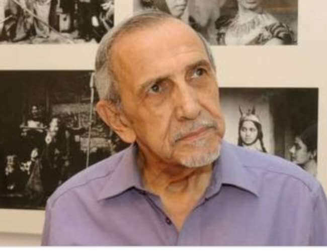 Eminent Indian Theatre Legend Ebrahim Alkazi passes away