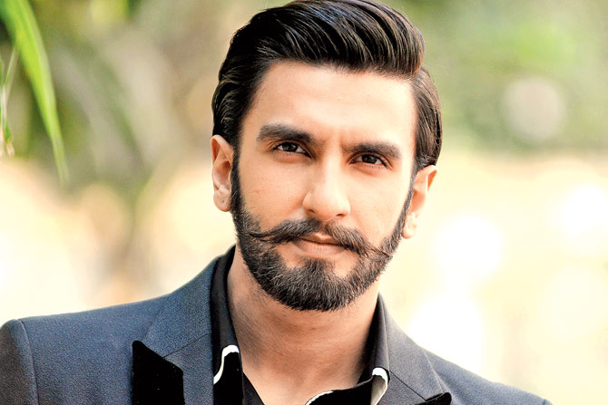 Don't want to show my sensitive side to public: Ranveer Singh
