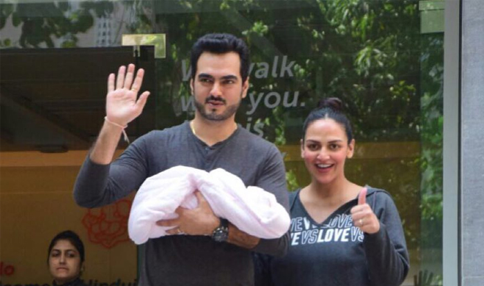 Esha Deol and Bharat Name Their Newborn Daughter Radhya
