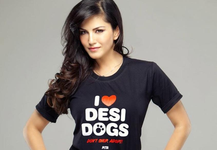 Sunny Leone to receive PETA