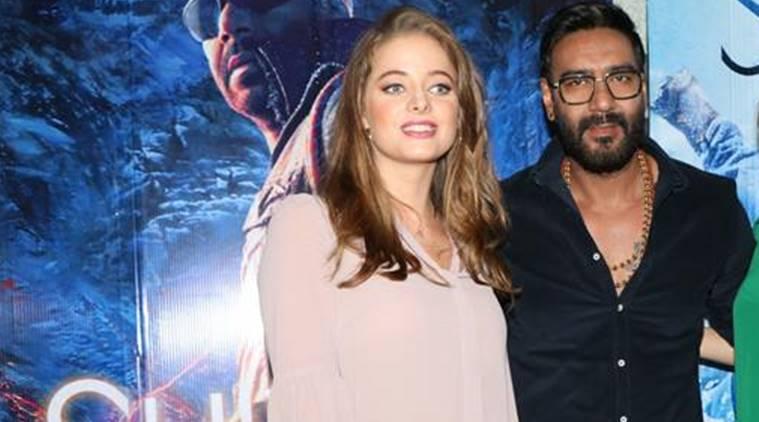 More intimidated by Kajol than Ajay: Actress Erika