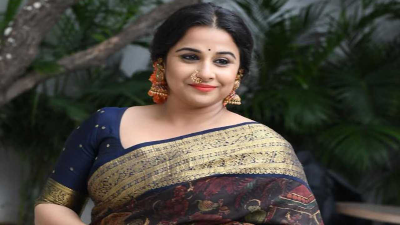 I want to work that would excite me and fulfil me: Vidya Balan