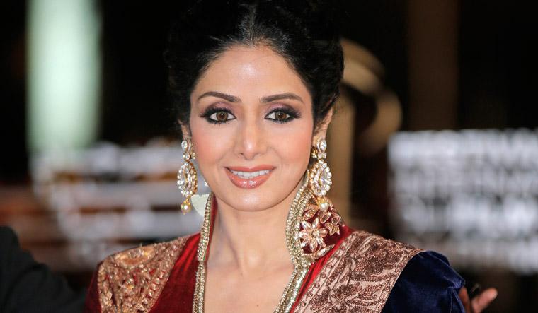 Sridevi honoured at the Cannes Film Festival