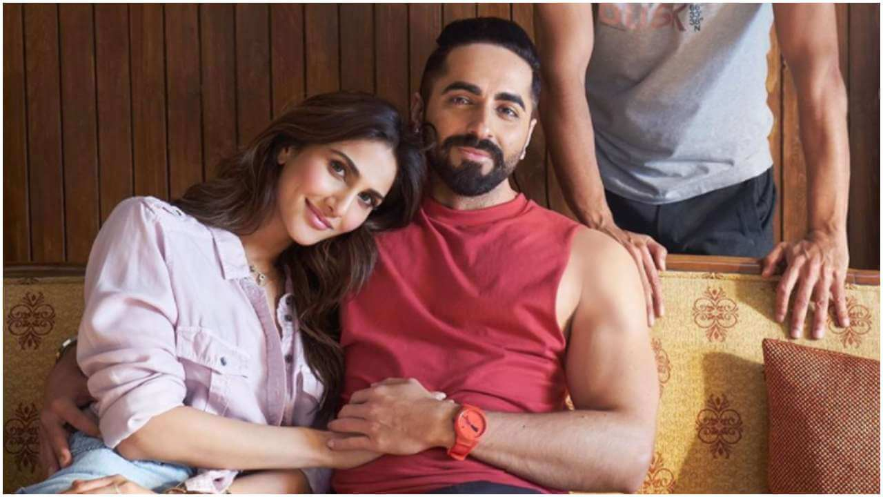 Ayushmann Khurrana and Vaani Kapoor to star in