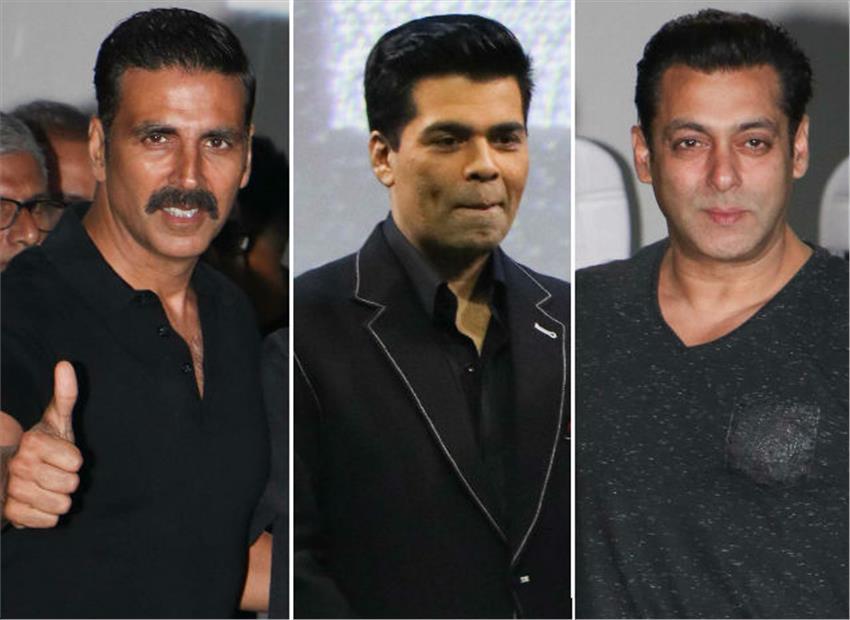 Salman, Akshay, Karan Johar join hands for 2018 film