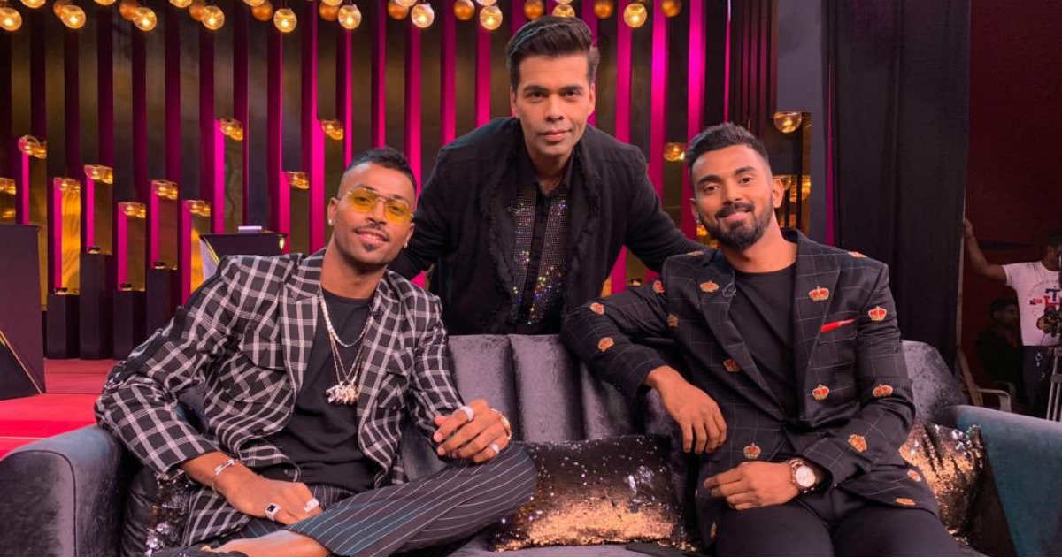 Hardik Pandya, KL Rahul fined Rs 20 lakh each for their sexist comments