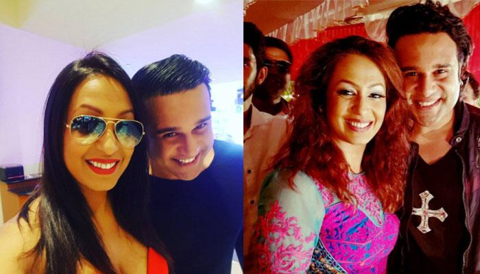 Kashmera Shah joins hubby Krushna in