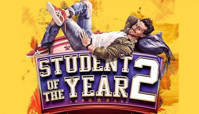 'Student Of The Year 2' to release on November 23 2018