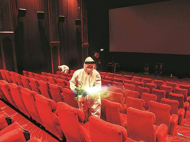 Telangana government permits reopening of cinema halls and multiplexes in the state