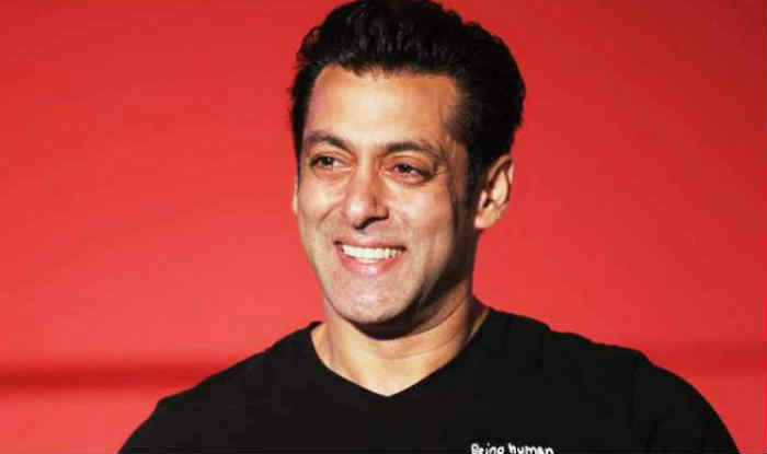 Salman goes clean-shaven in new look of