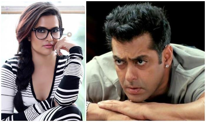 Sona Mohapatra targets Salman Khan again, calls him paper tiger