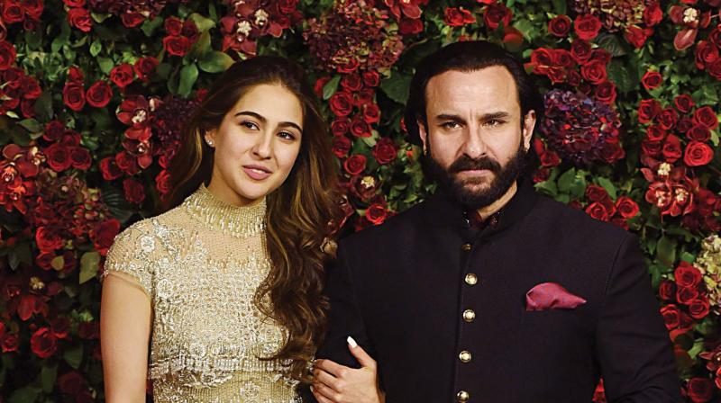 Saif Ali Khan DENIES starring with Sara Ali Khan in Imtiaz Ali's film Love Aaj Kal 2