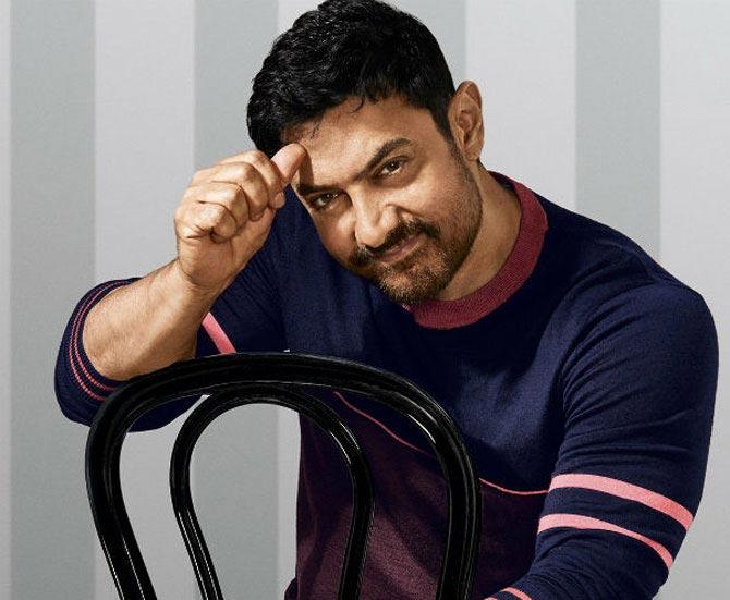 Aamir Khan becomes new brand ambassador for Vivo India