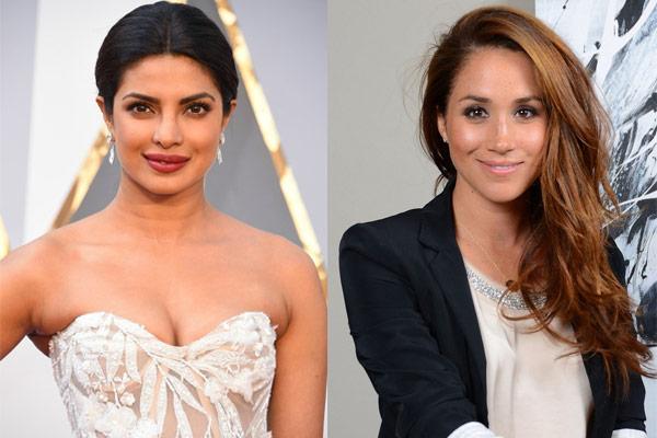 Will Priyanka Be Meghan Markle's Bridesmaid At The Royal Wedding? Quantico Star Reveals