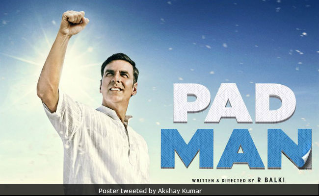 PadMan trailer: Akshay Kumar plays India's  much needed menstrual man, Bollywood applauds this 'real superhero'