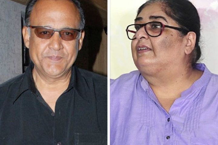 Rape case against Alok Nath lodged on basis of Vinta Nanda