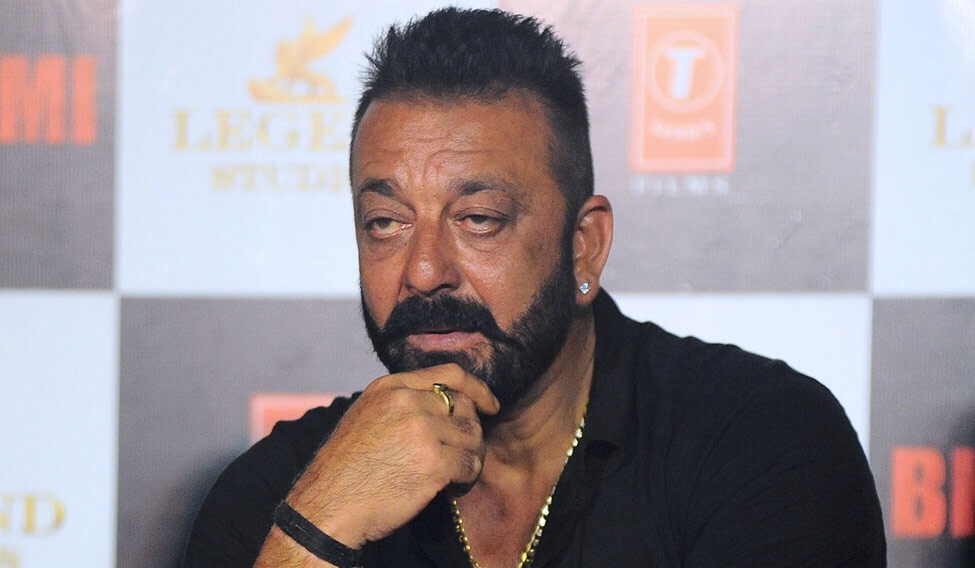 Sanjay Dutt hospitalised after complaining chest discomfort