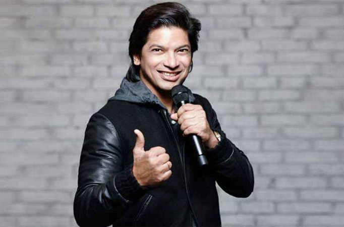 Shaan unveils his new song