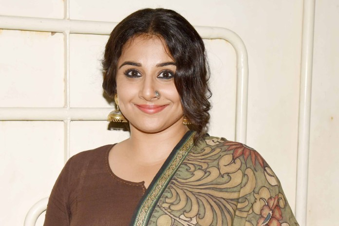 Every role that I have done has had personal connection: Vidya Balan