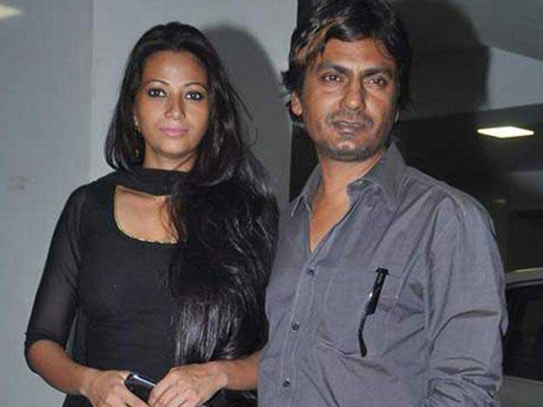 Nawazuddin's wife Aaliya breaks her silence, says spying claim on husband false
