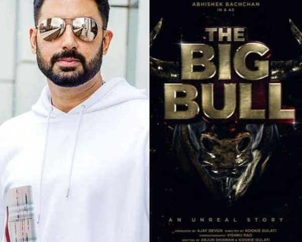 "Abhishek Bachchan starts shooting for the film ""The Big Bull"""