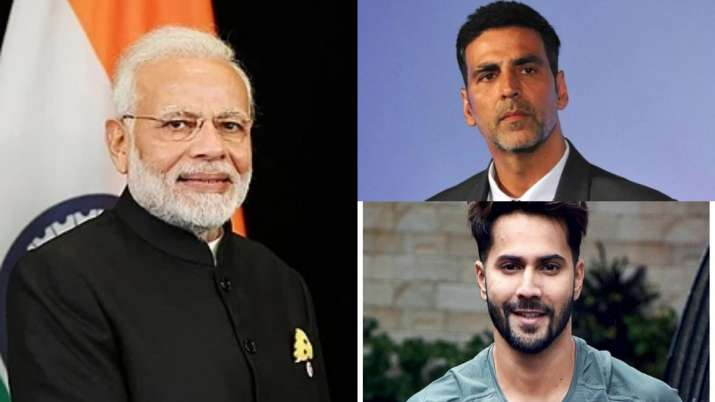 PM Modi lauds Bollywood celebrities for extending their support to coronavirus relief fund