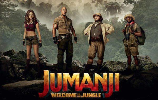 """Jumanji 2"" earns Rs 28 crore in India ; overseas total rises to $157 mn"