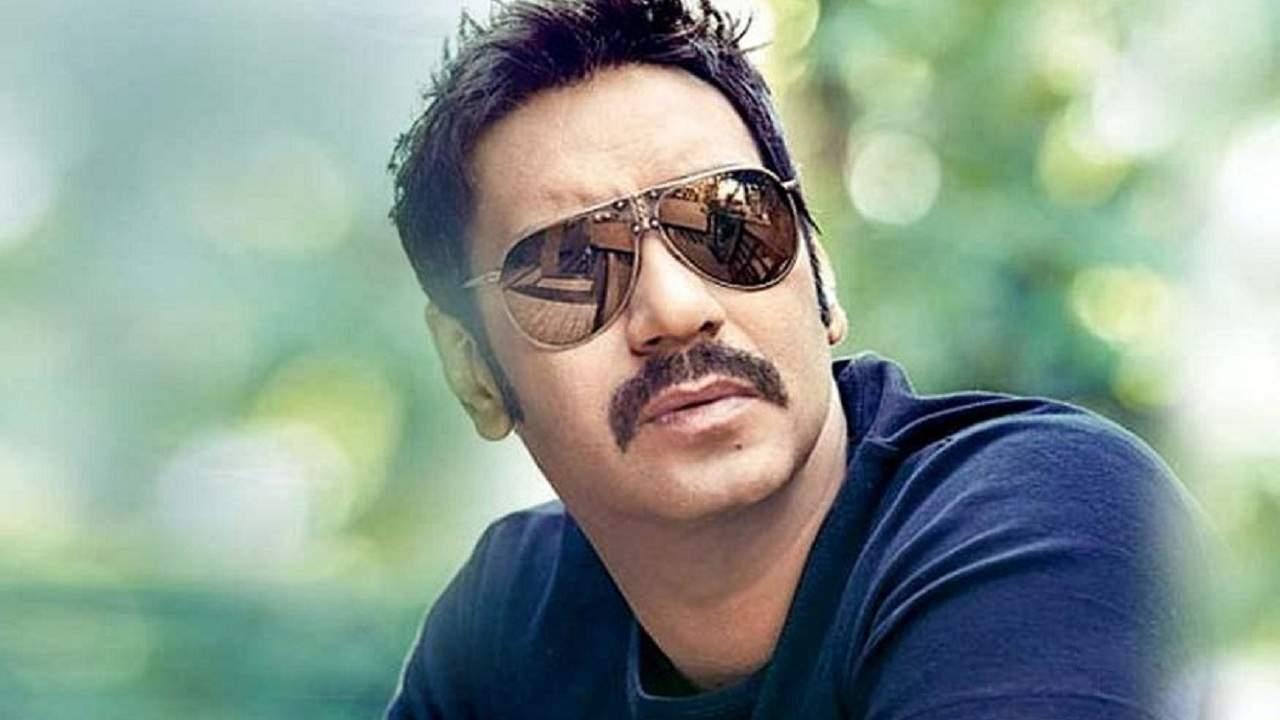 Ajay Devgn shares first look of his marathi film  'Aapla Manus'