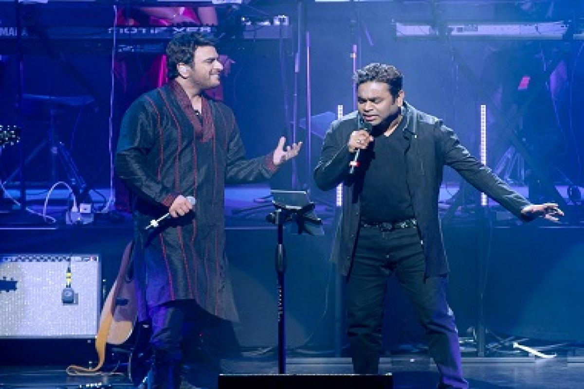 AR Rahman invites US President Donald Trump with a musical welcome